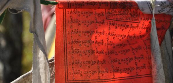 Besondere Zeichen. (Foto: Morrien / Bhutan 2012)