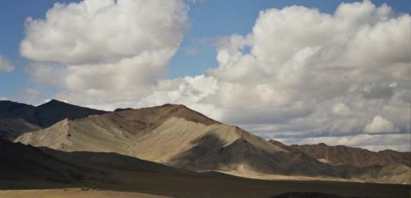 Weitblick. (Foto: Birgitt Morrien. Mongolei 2007)
